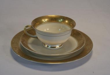 """купить фарфоровую чашку,чашка фарфоровая, чайный набор,  чашка с блюдцем, """"Аида"""" (Аida) , Розенталь (Rosenthal)"""
