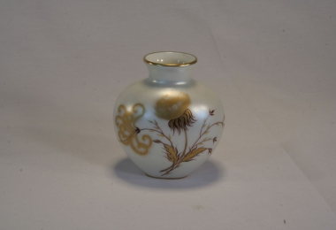 купить фарфор, ваза фарфоровая, вазочка из перламутрового фарфора, ваза  Германия, фирмы Бавария, Хайнрих (Selb Bavaria H&G Heinrich)