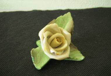 купить фарфор, цветок фарфоровый, розы фарфоровые, роза фарфоровая, фарфор Херенд (Herend), цветной фарфор