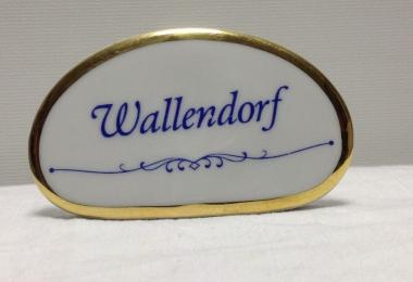 """купить фарфор,табличка фарфоровая Кайзер,  фарфор Германия, немецкий фарфор, """"Валлендорф""""(Wallendorf))купить"""
