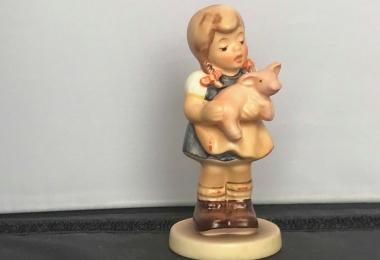Купить фарфоровую статуэтку,  купить фарфоровую статуэтку, Гебель, hummel club, Hummel Figur 2052, Hummel от Goebel, Hummel Моя счастливая свинка, Хуммель,  Goebel, Гебель, Mein Gluecksschweinchen  ,Mein Gluecksschweinchen  Hummel,  Mein Gluecksschweinche