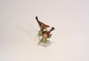 купить фарфор, фигурка фарфоровая птичи, фарфоровая птичка купить, статуэтки фарфоровые, фарфор Германия