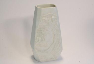 купить фарфор, ваза фарфоровая, ваза из бисквитного фарфора, ваза Германия фирмы Кайзер (Kaiser)