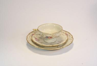 купить фарфоровую чашку,чашка фарфоровая, чайный набор,  чашка с блюдцем, ,Розенталь (Rosenthal)