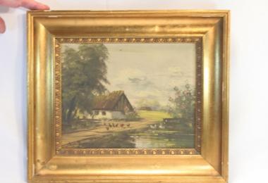 купить картину пейзаж, холст, масло, картины маслом, купить картину пейзаж, картина, классический пейзаж, пейзаж