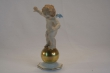 купить фарфоровую статуэтку, статуэтка фарфоровая, путти на шаре, Хутченройтер (Hutschenreuther), художник Карл Туттер (Karl Tutter (1883-1969)