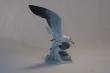 купить фарфор, статуэтка фарфоровая чайка, чайка на волне,Фриц Хайденрайх (Fritz Heidenreich), Розенталь (Rosenthal)