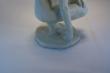 купить фарфоровую статуэтку,фигура фарфоровая, сидящая, обнаженная розенталь, Розенталь(Rosenthal), художник Фриц Климш (Fritz Klimsch)