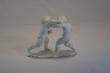 купить фарфоровую статуэтку, статуэтка фарфоровая, боксирующие путти, Хутченройтер, Hutschenreuther, художник К.Туттер, K.Tutter