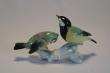 купить фарфор,фигурка фарфоровая птички, птицы фарфоровые, фарфор Германия,  фарфор Карл Энс, Karl Ens, немецкие статуэтки фарфоровые