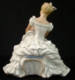 купить фарфор, купить статуэтку фарфоровую, танцовщица, художник К. Штайнер (K. Steiner), Шаубах Кунст (Schaubach Kunst), фарфор Германия