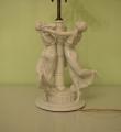 купить фарфор, лампа фарфоровая, лампа настольная фарфоровая , лампа Розенталь, лампа Карл Химмельштосс , K. Himmelstoss, Розенталь, Rosenthal
