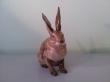 купить фарфоровую статуэтку, статуэтка фарфоровая заяц, заяц фарфор, Хутченройтер (Hutschenreuther)