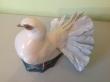 купить голубь фарфоровый, статуэтка голубь, голубь фарфор, голубь  Розенталь (Rosenthal), Фриц Хайденрейх (Fritz Heidenreich), Розенталь (Rosenthal), Классик Роза Розенталь (Rosenthal, Classic Rose Collection)