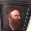 картина,  портрет еврея, портрет, ребе,  живопись, иудаика, купить портрет, купить портрет еврея, еврей