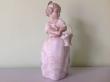 купить фарфор, статуэтка девочка с цветами, девочка из  валенсии, фарфор,  Хуан Уэрта (Juan Huerta ) , Ладро (Lladro)