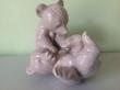 купить фарфор, статуэтка фарфоровая медвежата, играющие медвежата, медвежата,медведи  фарфоровые,  Фриц Хайденрайх (Fritz Heidenreich), Розенталь , Rosenthal, фарфоровый медведь, медведь фарфровый, мишка фарфороый, белый медведь