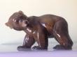 купить фарфор, статуэтка фарфоровая медвежонок, шагающий медведь, медвежонок, медведь  фарфор,  Густав Опель (Gustav Oppel ),  Розенталь , Rosenthal, фарфоровый медведь, медведь фарфровый, мишка фарфороый, белый медведь