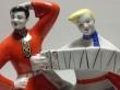 статуэтка фарфоровая русские пляски, статуэтка советский фарфор, статуэтку фарфоровую купить, купить советский фарфор, русские танцы купить,  фарфор