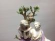 купить фарфор, статуэтка фарфоровая муза комедии, фарфор Meissen, Мейсен, Талия фарфор, статуэтки фарфоровые, аллегория комедии, скульптор Кендлер, J. J., Kaendler