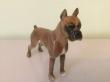 купить фарфоровую статуэтку,купить боксер фарфоровый,  фарфоровая собака, фарфор,  боксер фарфоровый, боксер фарфор,  Хутченройтер, Hutschenreuther