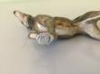 купить фарфоровую статуэтку, статуэтка фарфоровая собака, доберман фарфор, доберман фарфоровый, доберман , купить добермана , купить доберман а фарфор,  Хутченройтер, Hutschenreuther