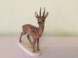 купить фарфоровую статуэтку, косуля фарфор, статуэтка фарфоровая олень,  олень  фарфор,  Карл Туттер, Karl Tutter,  Хутченройтер,  Hutschenreuther