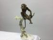 купить фарфоровую статуэтку, статуэтка фарфоровая обезьяна, обезьяна фарфор, Хутченройтер, Hutschenreuther,  Karl Tutter