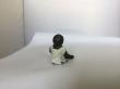 Статуэтка младенец, черный младенец,  фабрика бермана, бронза венская, статуэтка бронзовая, венка, венка миниатюра, венка младенец, бронза младенец