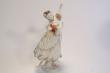 купить фарфор, статуэтка фарфоровая танцовщица, рококо танцовщица фарфоровая, Густав Опель (Gustav Oppel ), Розенталь (Rosenthal)