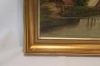 картина морской пейзаж, мало, холст, купить картину , романтический пейзаж, парусники,  Вернер Клеменс, W.Klemens