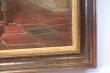 картина жанровая сцена, купить картину маслом, картина мушкетеры, картина  в кабачке, Бруно Блеттер, Bruno Blaetter