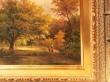 картина пейзаж, доска, масло, картины , картины маслом, купить картину романтический пейзаж