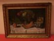 картина натюрморт, купить картину, натюрморт с  фруктами, холст, масло, натюрморт,  Gyurkovits Ferenc
