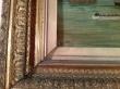 картина морской пейзаж, купить картину, живопись в стиле романтизм, холст, масло, морской вид, Фредерик Хайнес (Frederick Haynes)